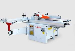 5 in 1 Combination Machine C400 by Sicar