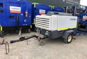 2008 Atlas Copco XAVS340 - 340cfm at 200psi Towable Diesel Air Compressor