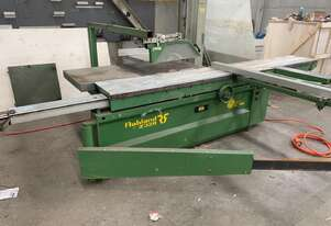 Robland Z320 Panel Saw With Sliding Table