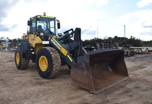 Used 2009 WA320PZ-6 Wheel Loader for Sale