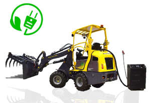 New Mini Loader Eurotrac Electric Powered