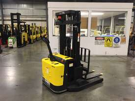 1.5T Battery Electric Walkie Stacker - picture1' - Click to enlarge