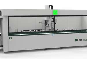 FOM Industries FMC340 CNC Machining Centre for Aluminium and PVC