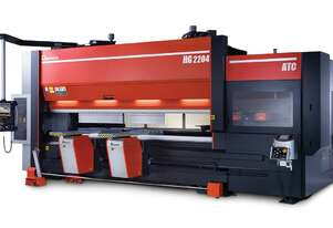 HG2204ATC - 220 tonne 4m with Automatic Tool Changer