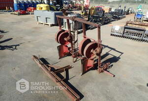 A.M RUSSELL LTD 3 POINT LINKAGE MULTIPLANTER