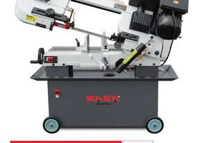KAKA Industrial BS-712N, 7x12 Inch Metal Cutting Bandsaw, Solid Horizontal Metal Bandsaw