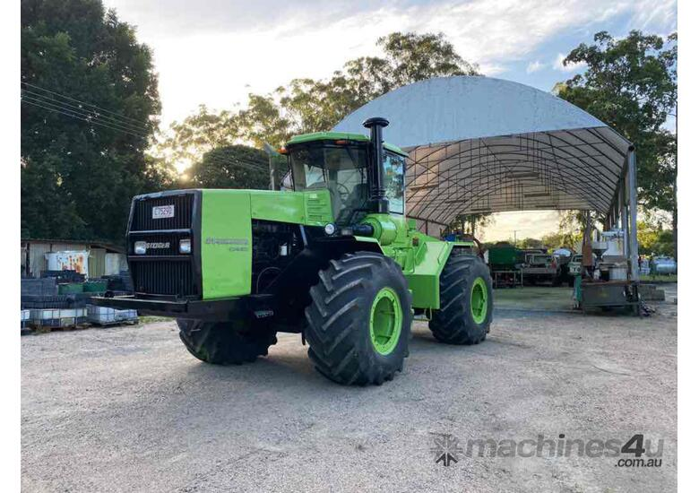 Steigher CP1400 Tractor