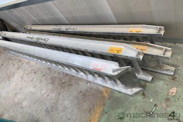 alloy loading ramps for sale