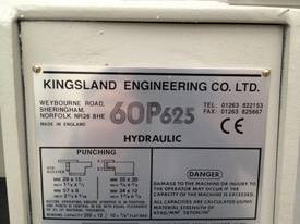 Kingsland 60P Punch Machine Made in England - picture8' - Click to enlarge