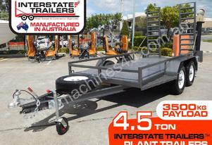 4500kg PLANT TRAILERS suit Mini EXCAVATOR