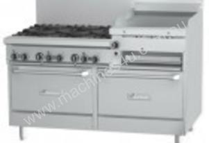 Garland GF60-R Heavy Duty 1500mm  6 Open Burner 60
