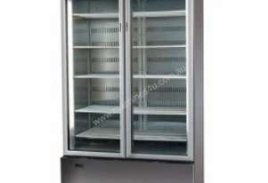 Skope Model B900 Double Glass Door Chiller  (892Li