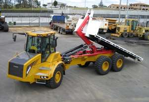 Hydrema 922C Hooklift articulated For Sale