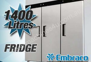 TRIPLE DOOR FRIDGE 1400L - YBC03-SS