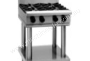Waldorf 600mm Gas Cooktop - Leg Stand