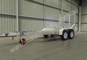 2017 Workmate Alloy 3 Tonne Plant Trailer