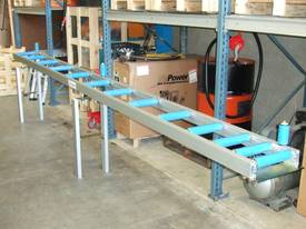 Luna Aluminium Roller  conveyors & Stands - picture3' - Click to enlarge