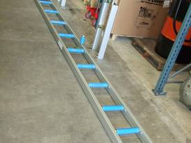 Luna Aluminium Roller  conveyors & Stands - picture5' - Click to enlarge