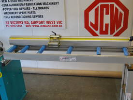 Luna Aluminium Roller  conveyors & Stands - picture10' - Click to enlarge