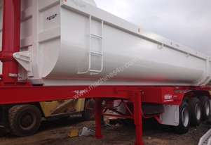 Freightmore Chassis Tipper Trailer