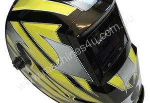 Unimig Graphics Welding Helmet