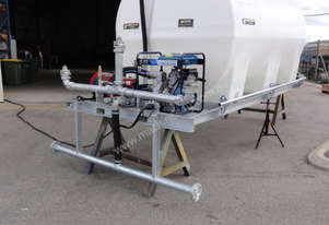 2019 WELDING SOLUTIONS PT10000 Watercart Diesel