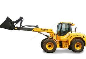 PT 192 WHEELED LOADER WITH TELESCOPIC BOOM