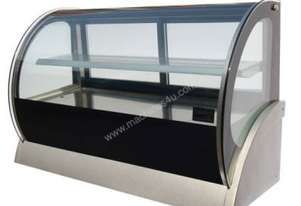 Anvil DGC0550 Countertop Curved Showcase 1500mm