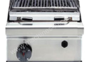 FAGOR Gas 350mm Cast Iron Charcoal Grill BG7-05