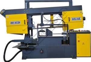 BMSY-440-CGH Semi Automatic Double Column & Swivel Head Band Saw 695 x 425mm (W x H) Rectangle Capac