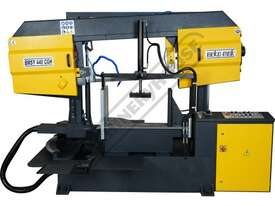 BMSY-440-CGH Semi Automatic Double Column & Swivel Head Band Saw 695 x 425mm (W x H) Rectangle Capac - picture0' - Click to enlarge