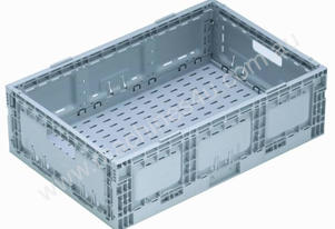 Folding Plastic Crate 12 Litre