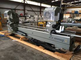 EMMEGI DOUBLE MITRE SAW - picture2' - Click to enlarge