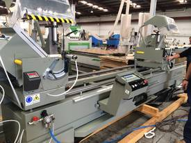 EMMEGI DOUBLE MITRE SAW - picture3' - Click to enlarge
