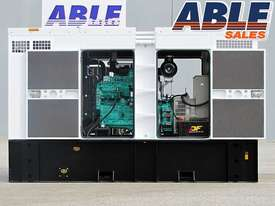 110 kVA 415V Diesel Generator - Cummins Powered - picture18' - Click to enlarge