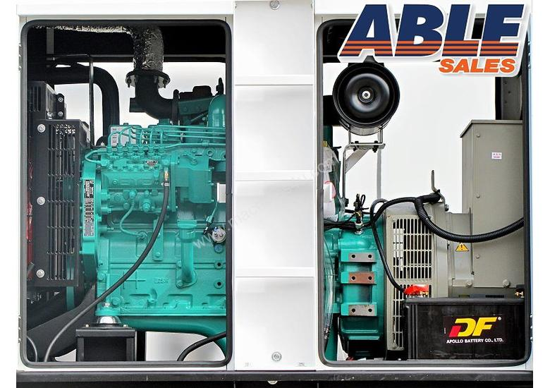 110 kVA 415V Diesel Generator - Cummins Powered
