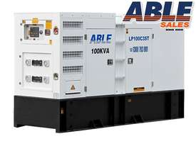 110 kVA Diesel Generator 415V - Cummins Powered - picture0' - Click to enlarge