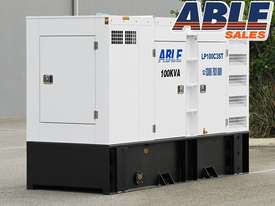 110 kVA Diesel Generator 415V - Cummins Powered - picture6' - Click to enlarge