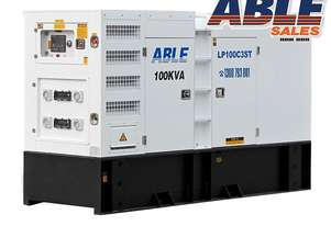 110 kVA Diesel Generator 415V - Cummins Powered Leroy Somer Alternator