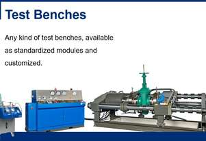 Efco   Valve Test Benches