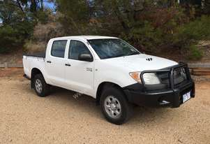 Toyota 2007   HILUX SR FOR SALE