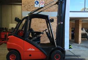 H25T LPG FORKLIFT 4.5M SIDE SHIFT
