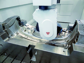 Rambaudi High Quality Italian 5 Axis Machining Centres - picture1' - Click to enlarge