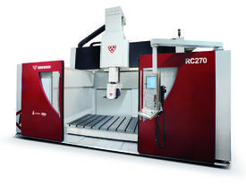 Rambaudi High Quality Italian 5 Axis Machining Centres - picture0' - Click to enlarge