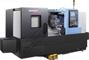 PUMA GT2600M C Axis CNC Turning Centre