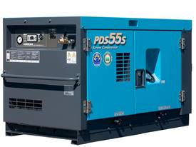 AIRMAN PDS55S-5C1 55cfm Portable Diesel Air Compressor - picture11' - Click to enlarge