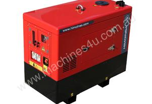 6kVA Himoinsa HYW-9 M5 Single Phase Diesel Set