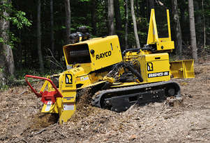 Brand New Rayco RG45-R Trac Stump Grinder