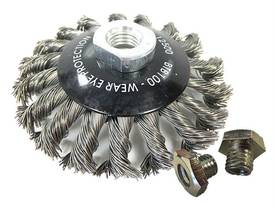 100MM BTB100 TWISTKNOT BEVEL BRUSH