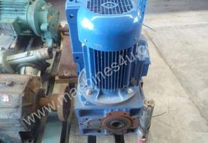 SITI 4HP ELECTRIC REDUCTION BOX MOTOR